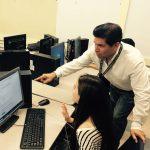 Teaching student digital literacy