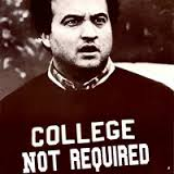 No college degree