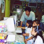 Teaching tech late 1990s