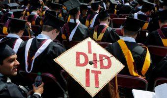 College grads in debt