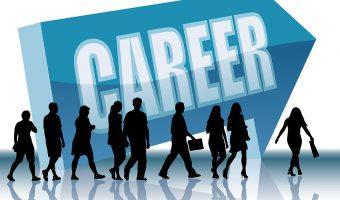 Select a career choice.