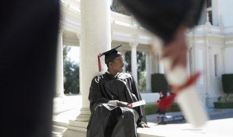 College grads earning cash