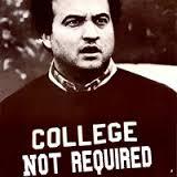 No college degree