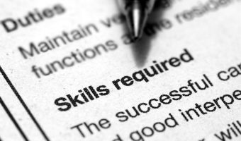 Skills to pay bills